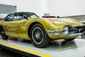 Toyota 2000GT (1967)