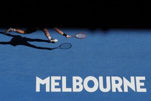 Tenisový turnaj Australian Open.