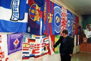 Svoju zbierku predstavil na výstave v kultúrnom dome.