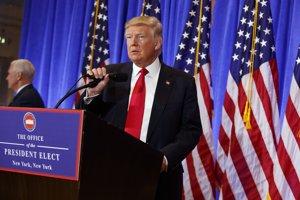 Donald Trump slovami rozbieha obchodnú vojnu s Čínou.