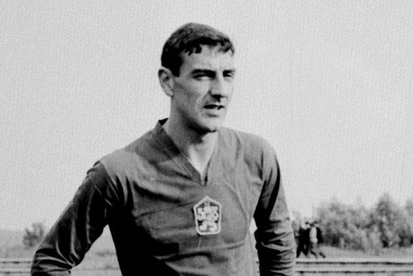 Legendárny futbalový mág. Andrej Kvašňák by vroku 2016 oslávil 80. narodeniny.