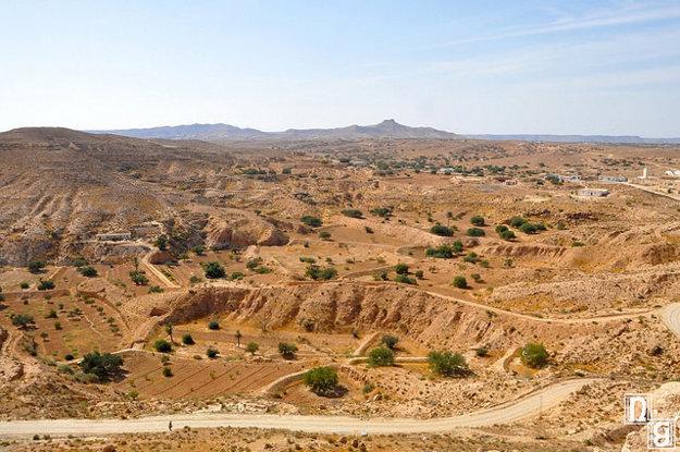 Djerba je označovaná aj ako ostrov zlatého piesku.