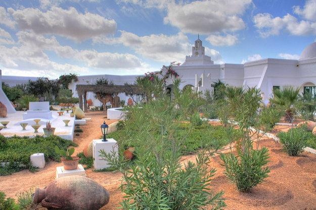 Guellala Museum na Djerbe.