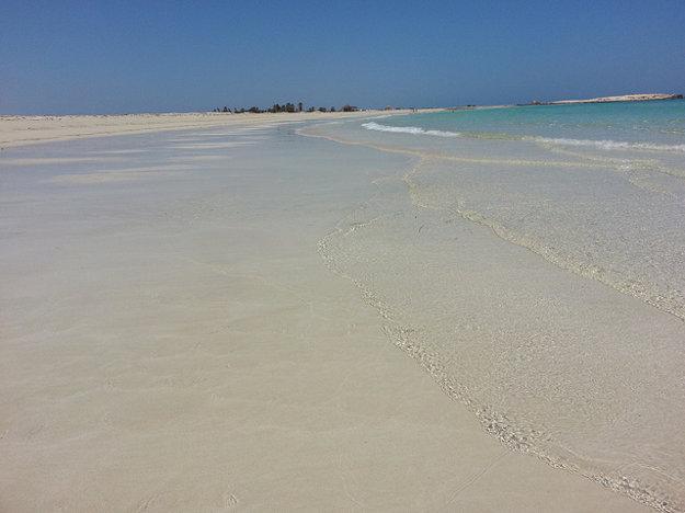 Na ostrove Djerba nájdete jedny z najlepších pláží Tuniska.