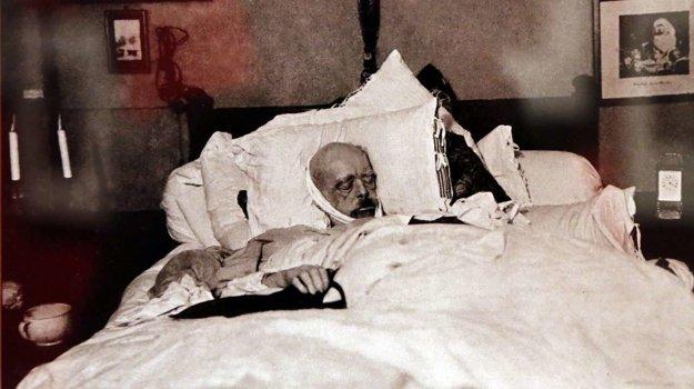 Wilcke a Priester: vlámali sa k mŕtvemu Bismarckovi