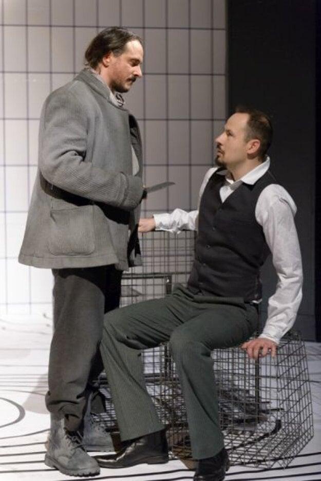 Peter Oszlík a Martin Fratrič.