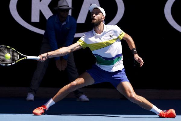 Rakúsky tenista Dominic Thiem sa prebojoval do osemfinále dvojhry na grandslamovom turnaji Australian Open v Melbourne.