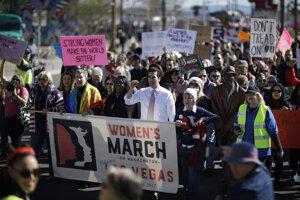 Pochod v Las Vegas: