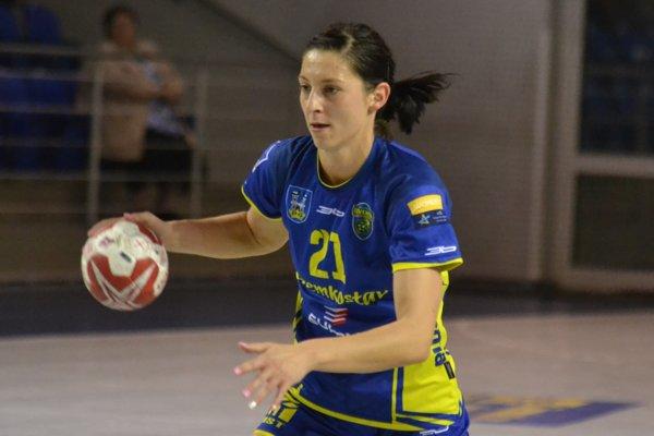 Patrícia Wollingerová sa proti Porube presadila osemkrát.