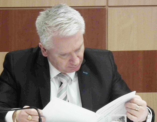 Marián Michalec požiadal o uvoľnenie z funkcie.