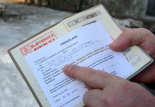 Povýšenie na poručíka vzálohe. Postup zdesiatnika na poručíka trval vprípade Miloša Ihnáta 10 rokov.