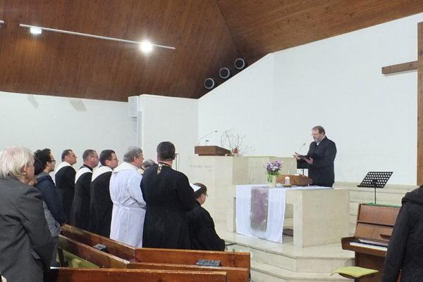 Z ekumenického týždňa v Prešove.