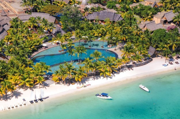 Hotel Beachcomber Trou Aux Biches Resort & Spa 5*