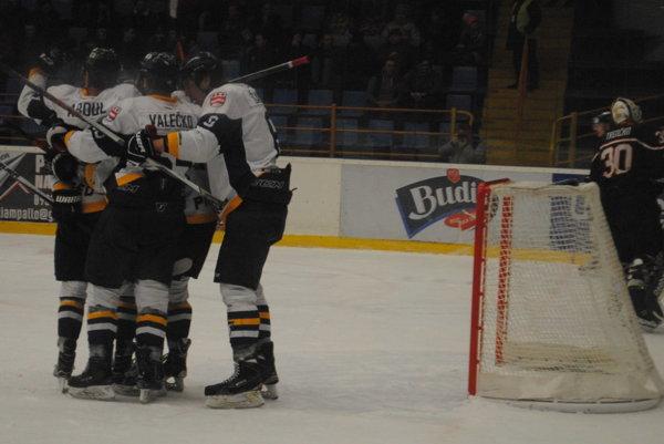 Prešovskí hokejisti idú do play-off z prvého miesta.