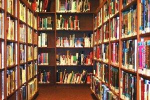 Knižnica.