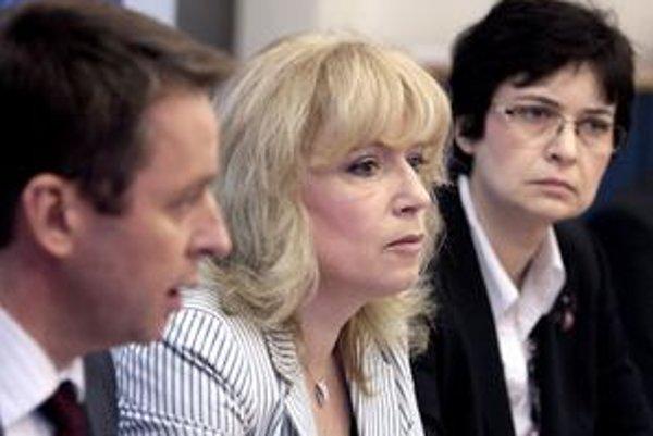 Lucia Žitňanská získala najviac hlasov od členov SDKÚ. Radičovú predbehla možno aj vďaka systému primárnych volieb.