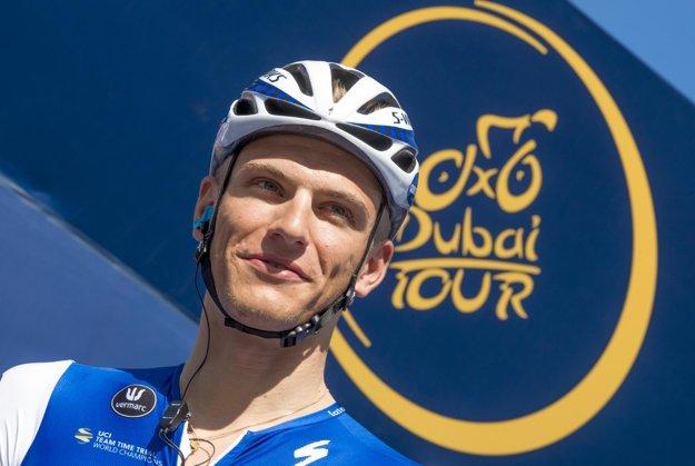 Marcel Kittel má v Dubaji dobrú formu.