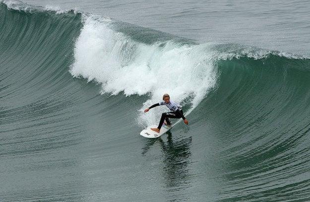Surfovanie.