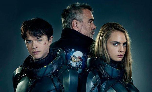 Luc Besson a jeho hrdinovia.
