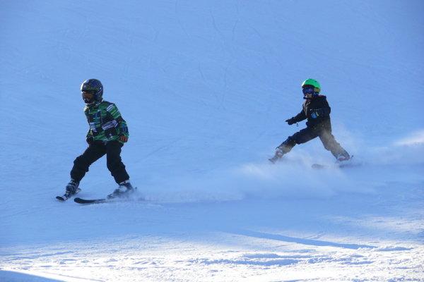 Lyžiarska sezóna na Babe vrcholí