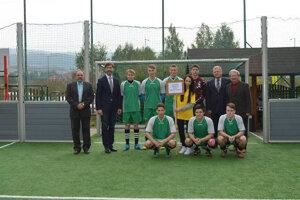 Medzinárodný turnaj v minifutbale o Putovný pohár predsedu ŽSK