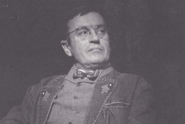 Štefan Halás v inscenácii Ide Pešek dokola.