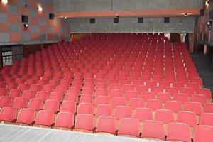 Kino chce mesto modernizovať.