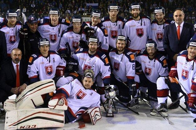 Prvenstvo obhajuje tím Slovenska.