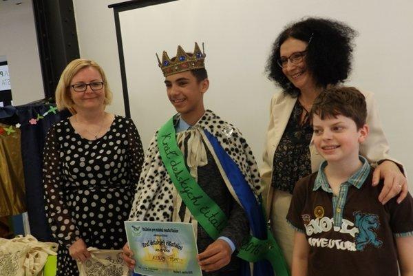Aktuálny Kráľ detských čitateľov a Kráľa Sympatia 2016. Komu odovzdajú tituly?