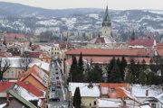 Prešov. V meste sa ceny bytov medziročne zvýšili najviac.