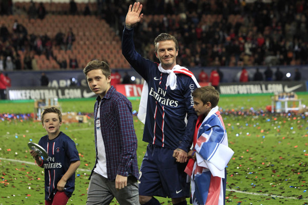 Beckhamovci