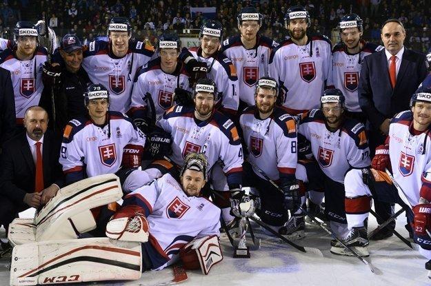 Prvenstvo na Slovakia Cupe obhajuje tím Slovenska.