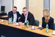 Dr.Gerken diskutoval na Žilinskej univerzite o vzájomnej spolupráci