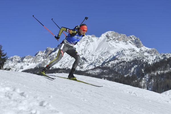 Tridsaťdvaročná Kuzminová štartuje na tomto šampionáte po chorobe dýchacích ciest a vopred naznačila redukovaný program.