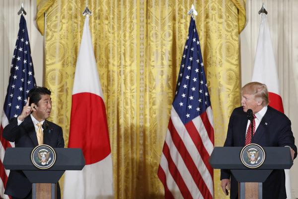 Na výraznejšiu úlohu pri zabezpečovaní bezpečnosti regiónu vyzval Japonsko prezident USA Donald Trump.