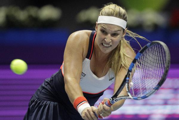 Dominika Cibulková bude v Katare nasadenou trojkou.