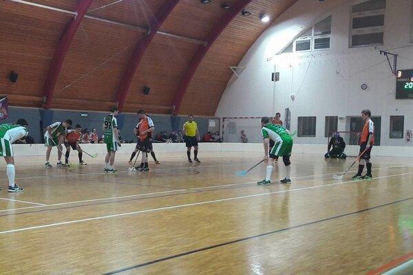FBC Skalica vs FBC Grasshoppers AC Uniza Žilina 9:5 (3:2, 3:2, 3:1)