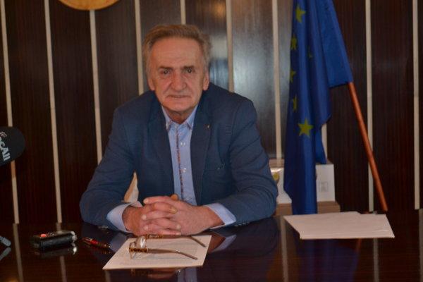 Pavel Greksa, starosta Mýtnej.