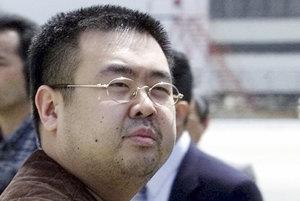 Kimov starší nevlastný brat Kim Čong-nam.