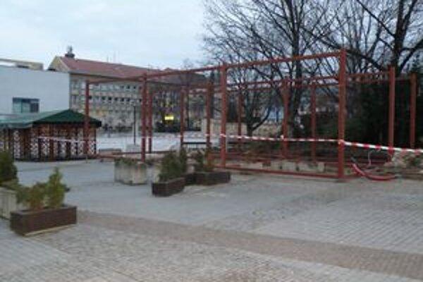 Nová stavba bude montovateľná, bez základov.