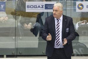Tréner Slovana Miloš Říha videl aj napriek nepostupu do play-off v sezóne pozitíva.