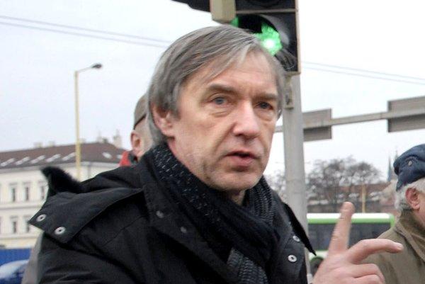 Pavel Titl, dopravný expert.