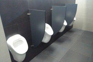 Pre vynovené toalety a kontrolu ich zákazky mesto žaluje kontrolórku.