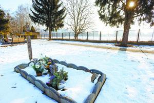 Cintorín na Kamennej ceste v Trnave.