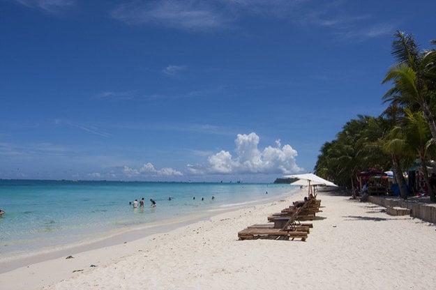Ostrov Boracay je malý ale jedinečný ostrov na Filipínach.