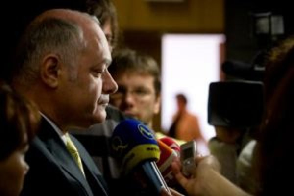 Odstupujúci minister zdravotníctva Ivan Valentovič.