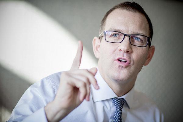 Spolumajiteľ EPH Daniel Křetínský v rozhovore pre SME.