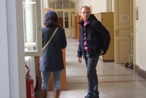 Ľubomír Mikšovský dnes na súd neprišiel. Fotka je z minulého roka, keď ho odsúdil prvostupňový súd.