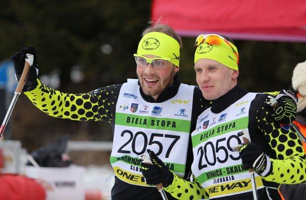Na šampionáte sa predstavia aj Andrej Segeč (vľavo) a prvý raz v kariére i Miroslav Šulek.