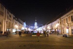 Vianočné trhy v Trnave by už nemala organizovať súkromná firma.